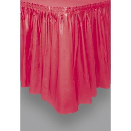 Lila svečani dolgi prt