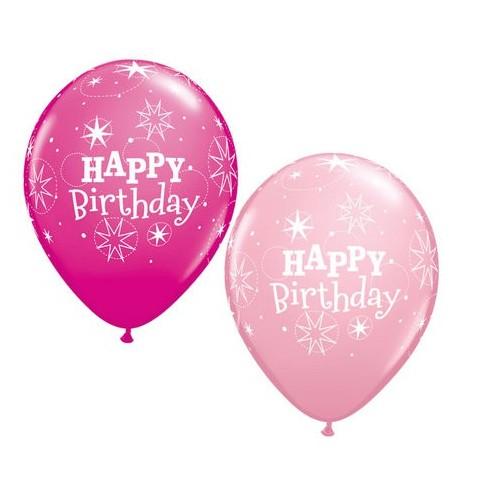 Birthday Sparkle vijola
