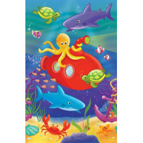 Deep sea fun kozarec