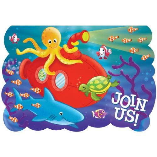 Deep sea fun prt