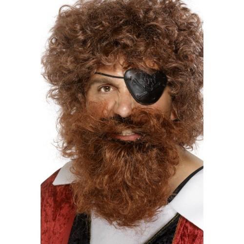 Pirate -brada deluxe