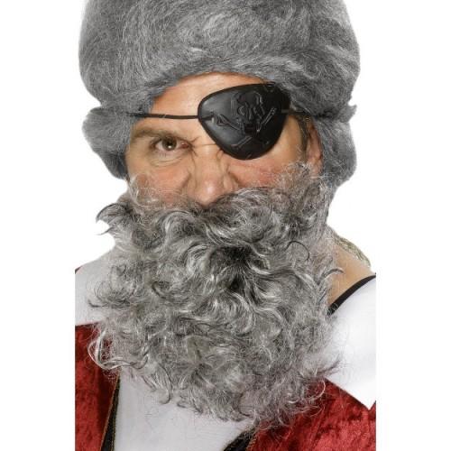 Siva gusarska brada