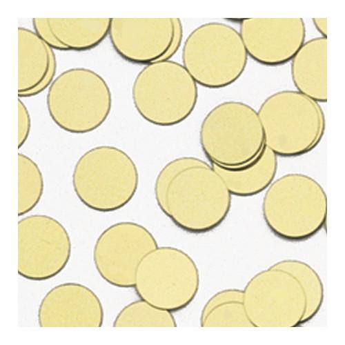 Konfetki - Gold dots