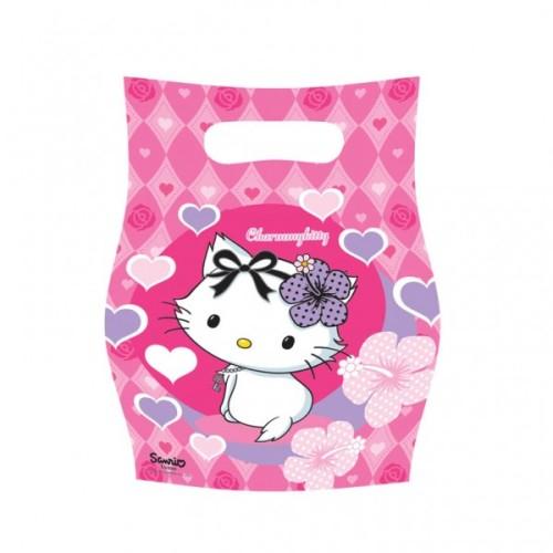 Charming Kitty hearts vrečke
