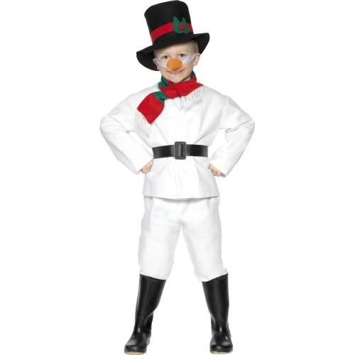 Mali Snjegović kostim