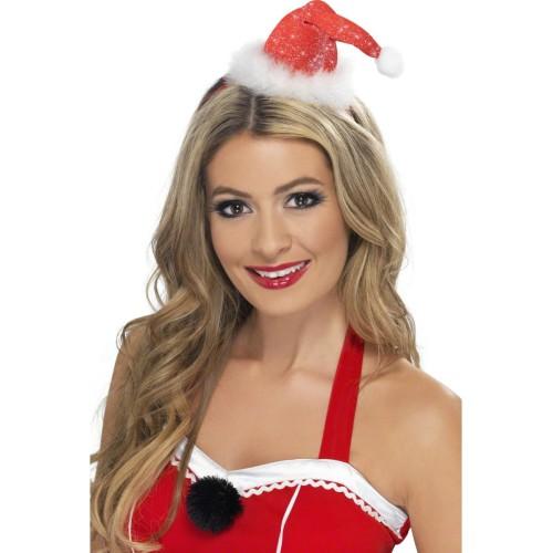 Mali božični klobuček