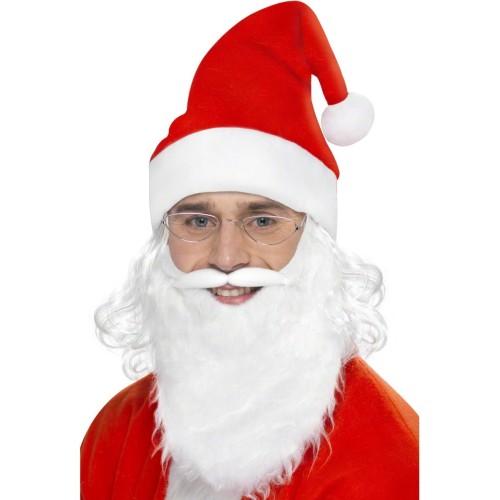 Djed Božićnjak komplet sa kapom
