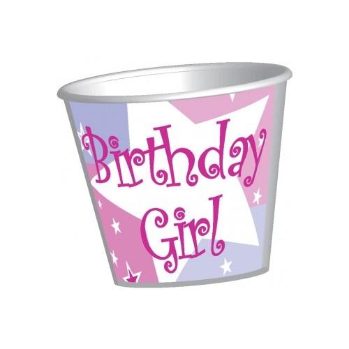 Birthday Girl kozarček