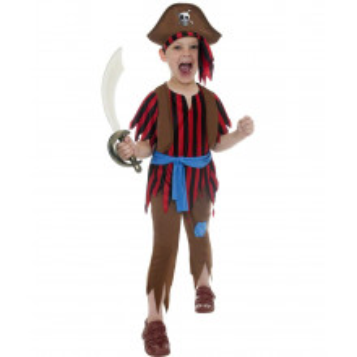 Mladi pirat kostim