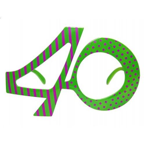 Zabavna 40 očala