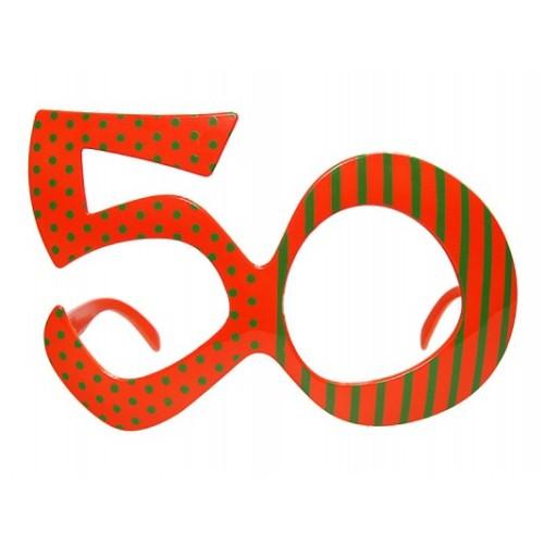 Zabavna 50 očala