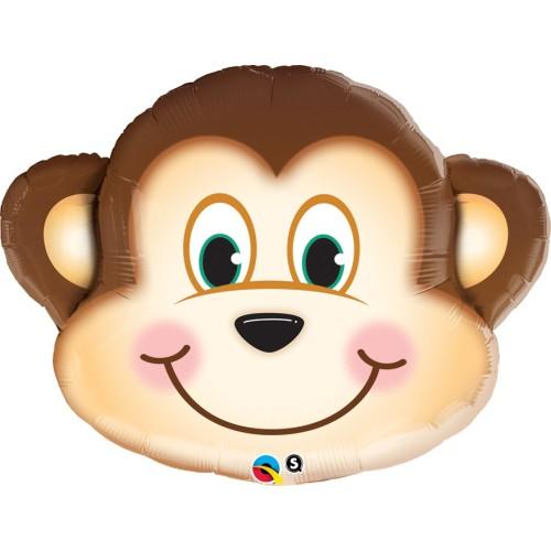 Mischievous Monkey - folija balon