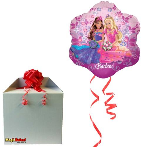 Barbie Diamond balon - napihnjen