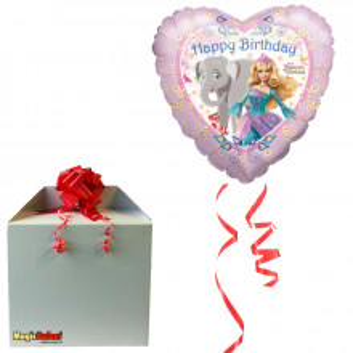 Barbie Island Princess balon - napihnjen