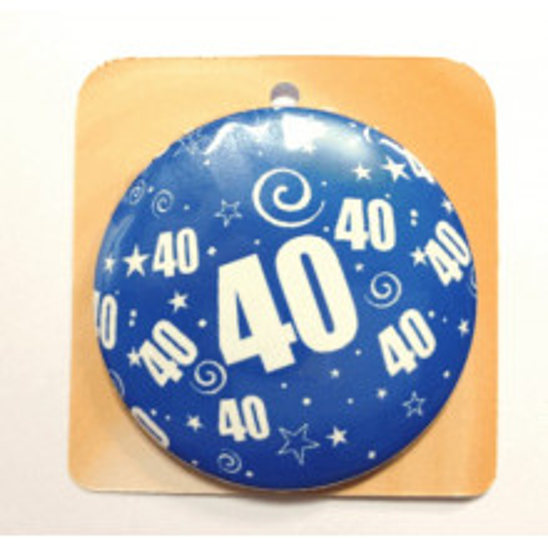 Modra priponka - številka 40