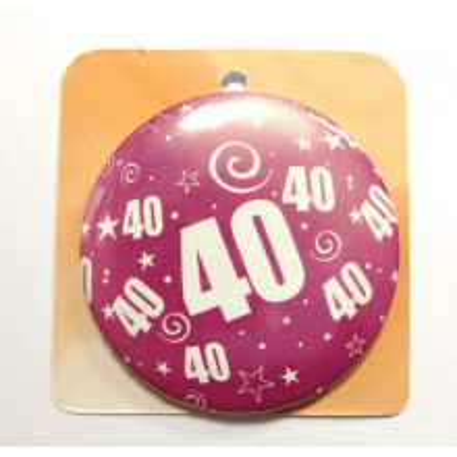Roza priponka - številka 40