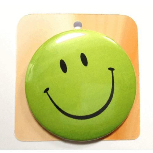 Zelena priponka - Smile face