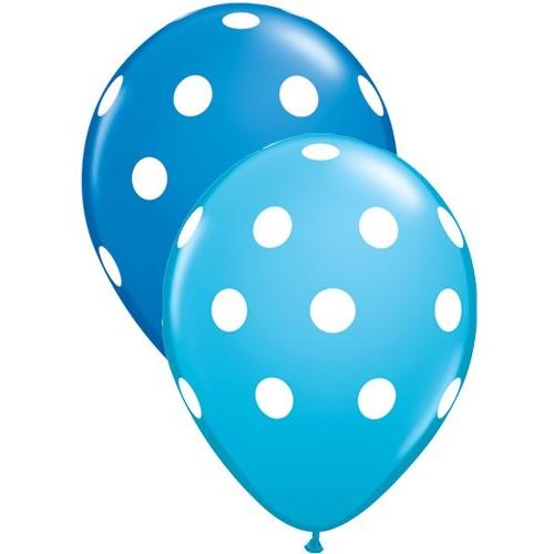 Moder balon s pikami