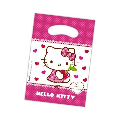 Hello Kitty hearts vrečke