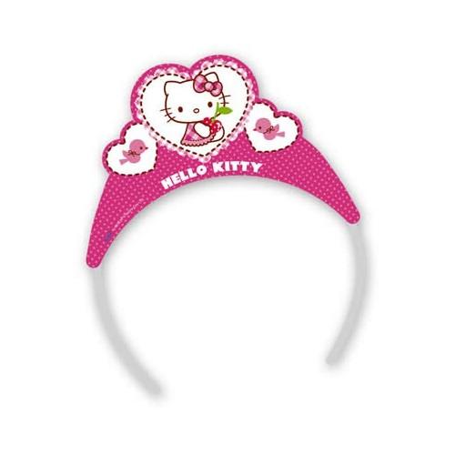 Hello Kitty hearts komplet tiar