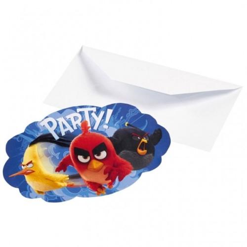 Angry Birds pozivnice
