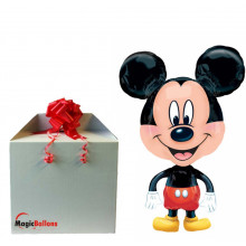 Hodeči Mickey Mouse