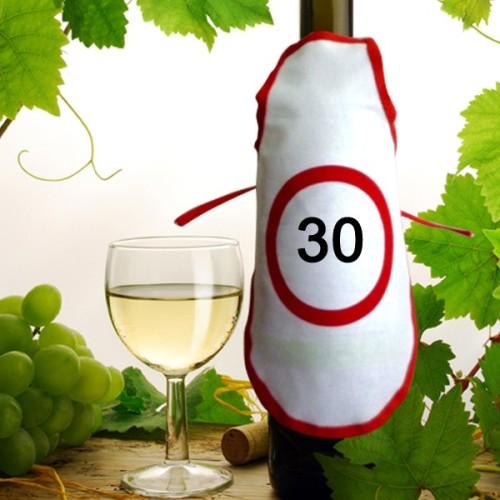 Predpasnik za steklenico 30