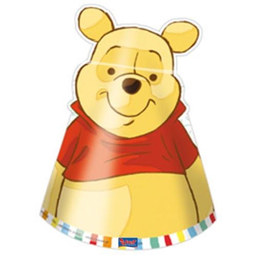 Winnie sweet tweets - klobučki