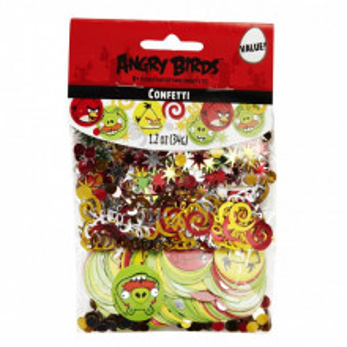 Angry Birds konfeti