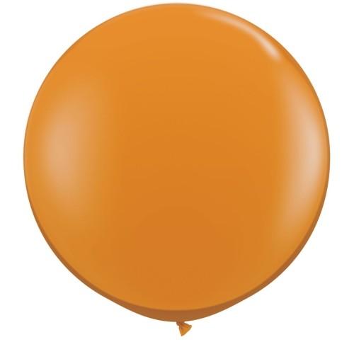 Balon Mandarin Orange 90 cm - 2 kom
