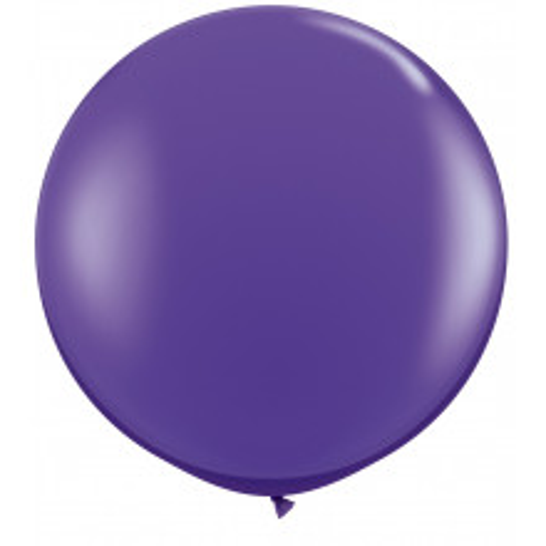 Balon Purple Violet 90 cm - 2 kom