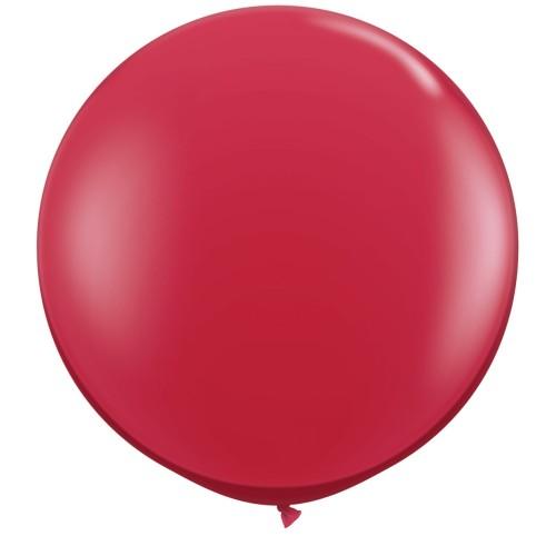 Balon ruby red 90 cm - 2 kom