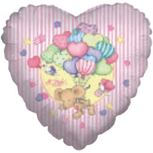 Lillebi - Balon folija