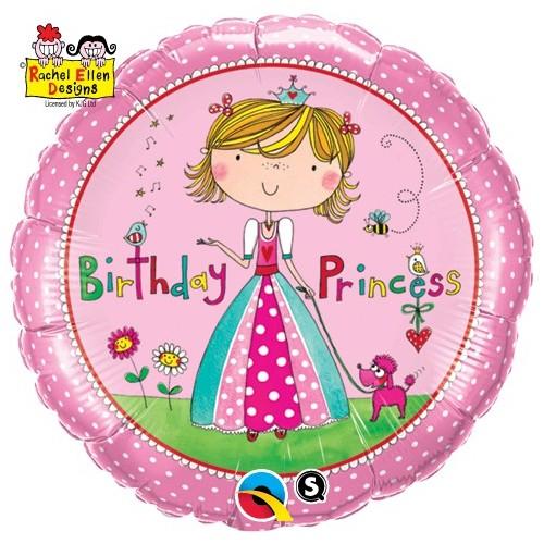 Rachel Ellen - Birthday Princess