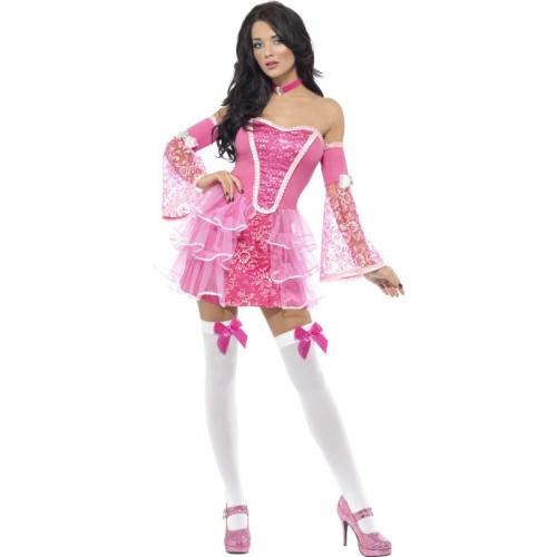 Marie Antoinette kostum