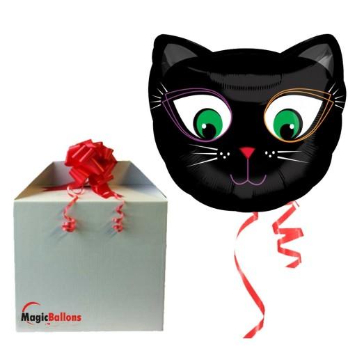 Black Cat folija balon u paketu