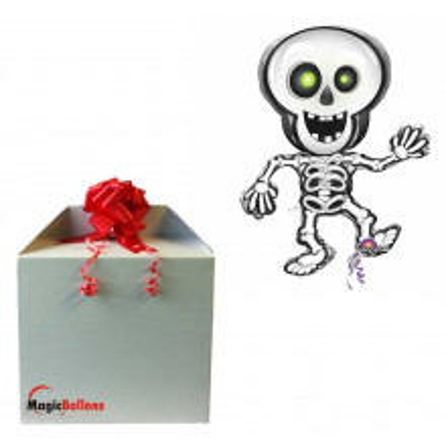 Dancing Skeleton folija balon u paketu