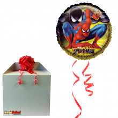 Spiderman balon - napihnjen