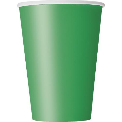 Čaše 360 ml - ljubičasta 10 kom