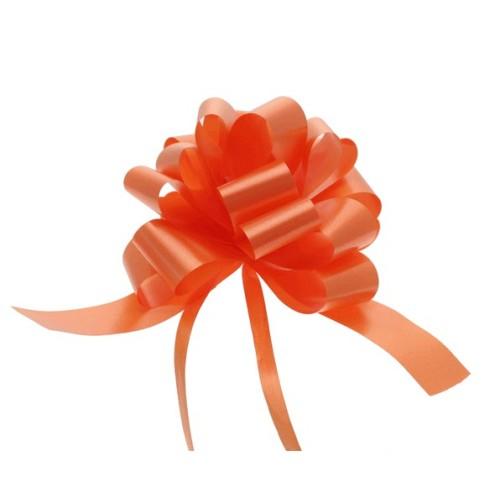 Oranžne mašne 3 cm