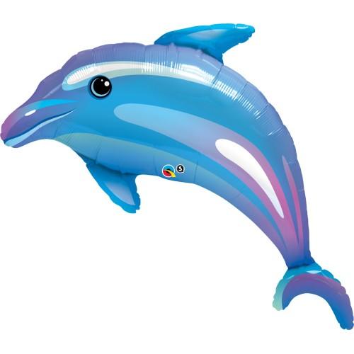 Delightful Dolphin folija balon