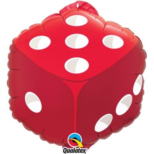 Dice - folija balon