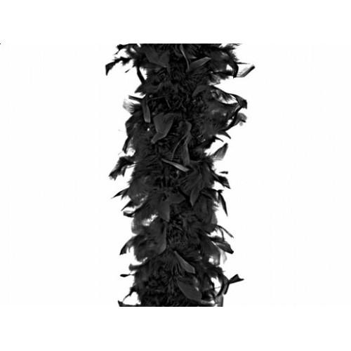 Ogrtač - crno perje