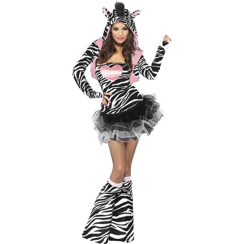 Magicballons Zebra Kostum
