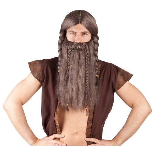 Viking perika sa bradom