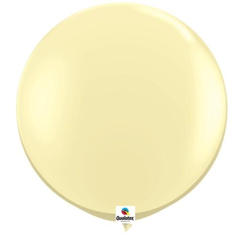 Balon Ivory 90 cm - 2 kom