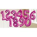 Magic Baloni - Helijev balon - Folija brojeva