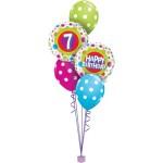 Magic Baloni - Baloni - Baloni sa točkicama i zvjezdicama