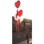MagicBalloons - Balloon heart - 3'