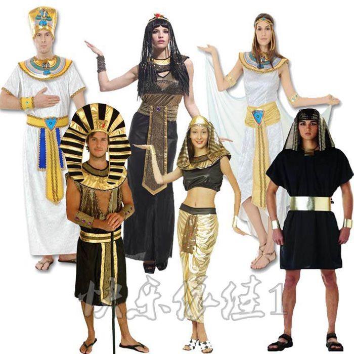 Egipatski i grčki kostumi